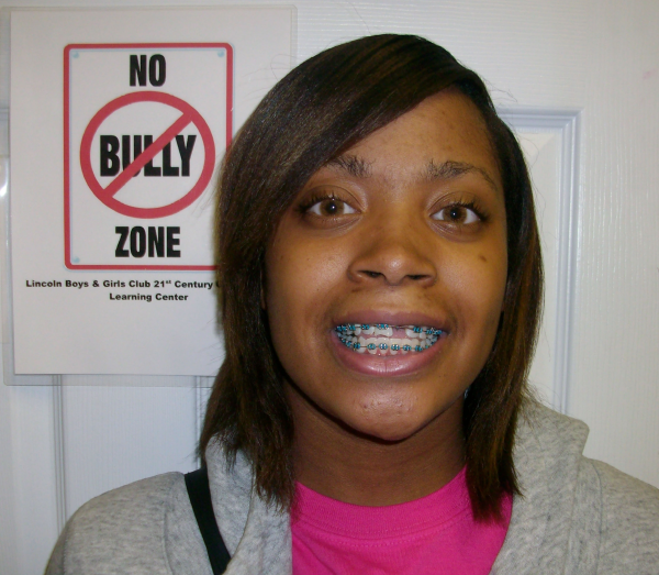 Micah During Treatment with Tomorrow's Smiles
