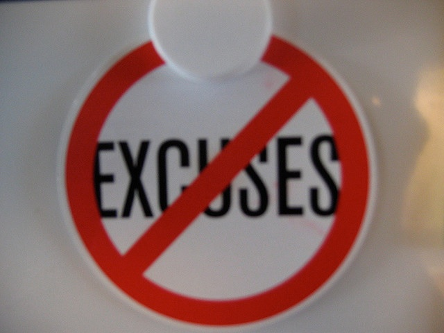 secret to eliminating patient excuses